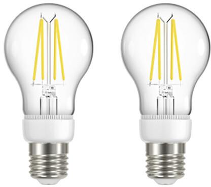 IMMAX 2x Neo SMART LED filament E27 6,3W, teplá bílá, stmívatelná, Zigbee 3.0