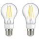 IMMAX 2x Neo SMART LED filament E27 6,3W, teplá bílá, stmívatelná, Zigbee 3.0 Elektronické předplatné časopisů ForMen a Computer na půl roku v hodnotě 616 Kč + O2 TV Sport Pack na 3 měsíce (max. 1x na objednávku)