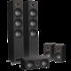 Jamo S 809 HCS, černá O2 TV Sport Pack na 3 měsíce (max. 1x na objednávku)