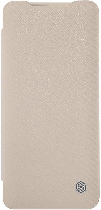 Nillkin pouzdro Ming Book pro Samsung Galaxy S20+, oranžová