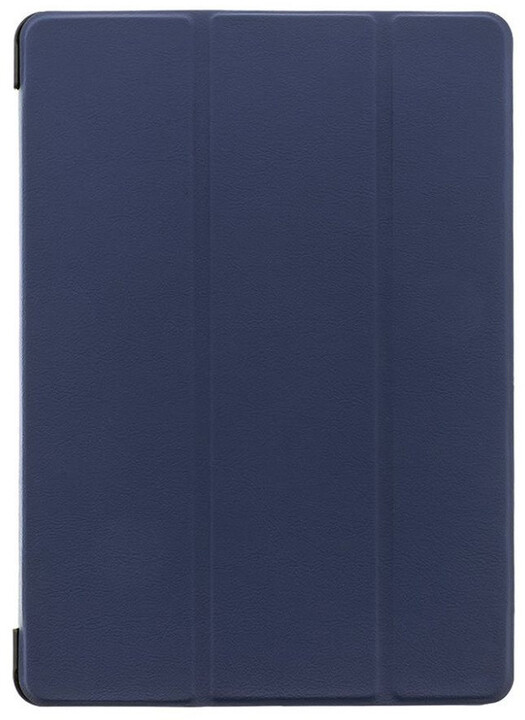 Tactical Book Tri Fold pouzdro pro Samsung T510/T515 Galaxy TAB 2 2019, modrá
