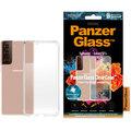 PanzerGlass ochranný kryt ClearCase pro Samsung Galaxy S21+, antibakteriální, transparentní