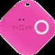 FIXED Key finder Smile s motion senzorem, růžová  + Nakupte alespoň za 2 000 Kč a získejte 100Kč slevový kód na LEGO (kombinovatelný, max. 1ks/objednávku)