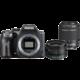 PentaxK-70, černá + DAL 18-50mm WR + DAL 50-200mm WR  + Získejte zpět až 2500 Kč