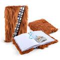 Zápisník Star Wars - Chewbacca, bez linek, pevná vazba, A5