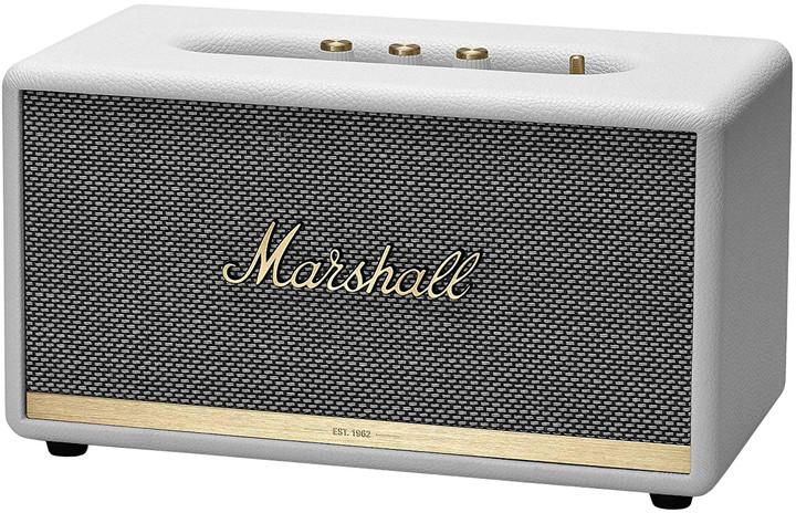 Marshall Stanmore BT II, bílá