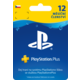 PlayStation Plus - 12měsíční členství - elektronicky