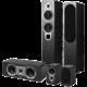 Jamo S 426 HCS 3, sestava, černá