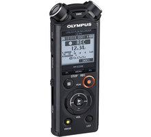 Olympus LS-P4, černá - V409160BE000