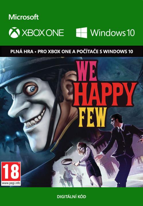 We Happy Few (Xbox Play Anywhere) - elektronicky