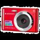 AGFA Compact DC 5200, červená
