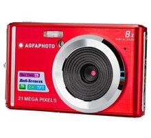 AGFA Compact DC 5200, červená - AGCDC5200RD
