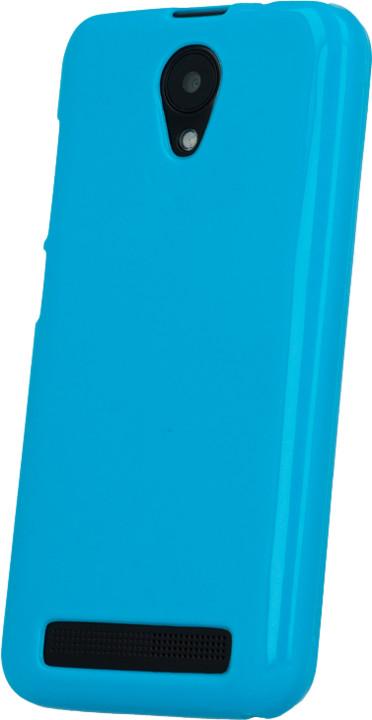 myPhone silikonové (TPU) pouzdro pro GO, modrá