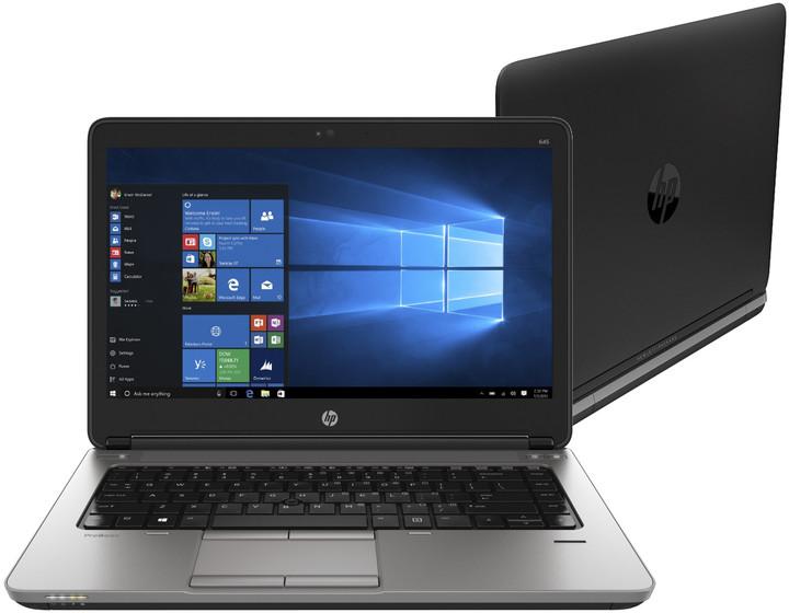 HP ProBook 645, černá