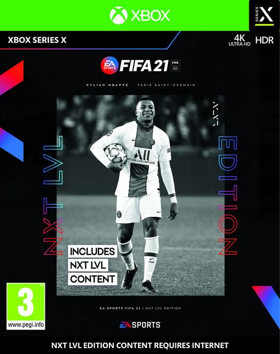 FIFA 21 - NXT LVL Edition (Xbox Series X)