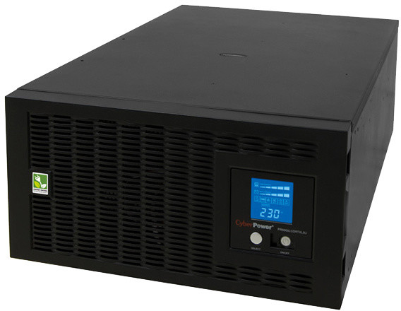 CyberPower Professional Rack/Tower LCD UPS 6000VA/4500W 5U