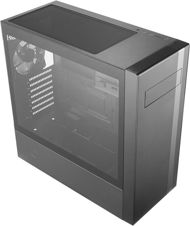 Cooler Master MasterBox NR600, černá