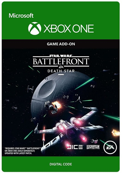 Star Wars: Battlefront - Death Star Expansion Pack (Xbox ONE) - elektronicky