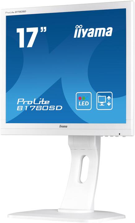 "iiyama ProLite B1780SD-W1 - LED monitor 17"""