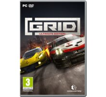 GRID - Ultimate Edition (PC) - PC - 4020628738273