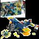 LEGO® Hidden Side 70429 El Fuegovo kaskadérské letadlo
