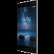 Nokia 8, Dual sim, stříbrná
