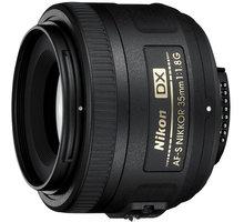 Nikon objektiv Nikkor 35mm f/1.8G AF-S DX JAA132DA