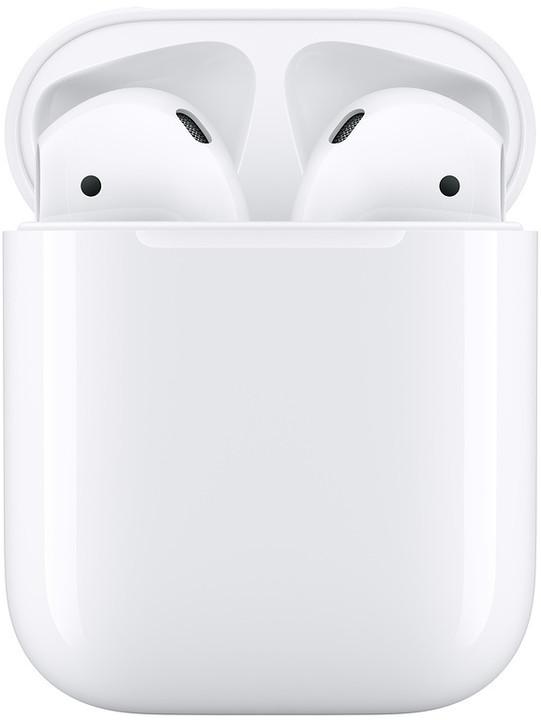 Apple AirPods 2019 s nabíjecím pouzdrem