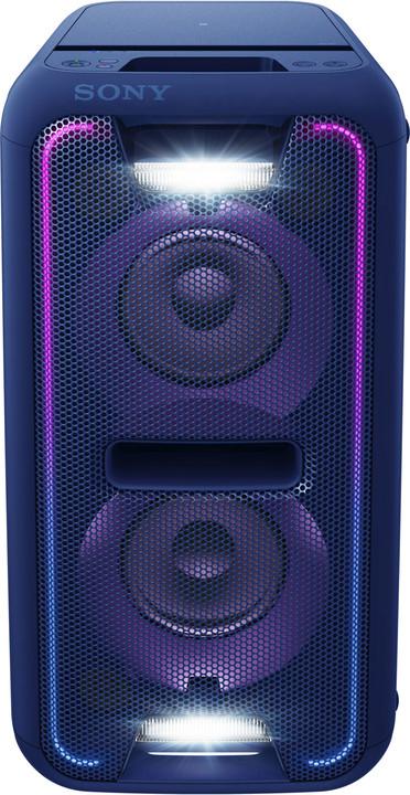 Sony GTK-XB7, modrá