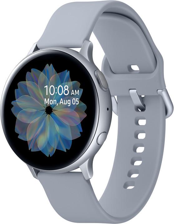 Samsung Galaxy Watch Active 2 44mm, stříbrná