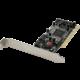 AXAGON PCIS-50 PCI řadič 4x int.SATA RAID 0/1/5/10 SI