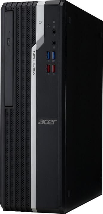 Acer Veriton VX2660G, černá