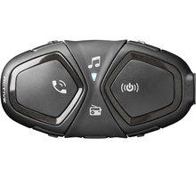 CellularLine Bluetooth handsfree pro uzavřené a otevřené přilby Interphone ACTIVE, Single Pack - INT