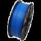Fluorescenční modrá, Modrá