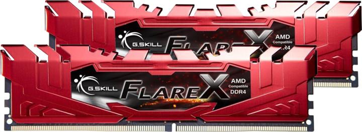 G.SKill FlareX AMD 16GB (2x8GB) DDR4 2400