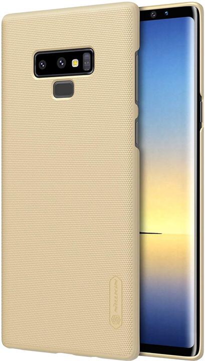 Nillkin Super Frosted zadní kryt pro Samsung N960 Galaxy Note 9, zlatý