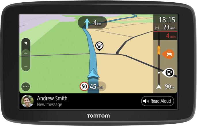 """TOMTOM GO BASIC 6"""" EU, Lifetime mapy"""