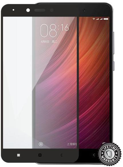 ScreenShield ochrana displeje Tempered Glass pro Xiaomi Redmi Note 4, černá