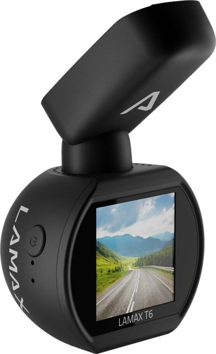 LAMAX T6, kamera do auta