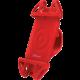 Trust Bari Flexible držák na kolo, červená