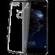 CELLY Laser - lemování s kovovým efektem TPU pouzdro pro Huawei P10 Lite, černé