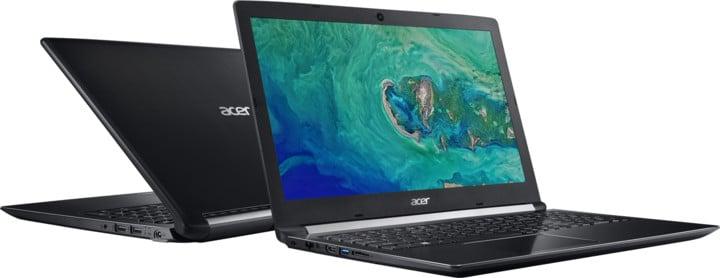 Acer Aspire 5 (A515-51G-8723), černá
