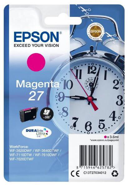 Epson C13T27034012, magenta