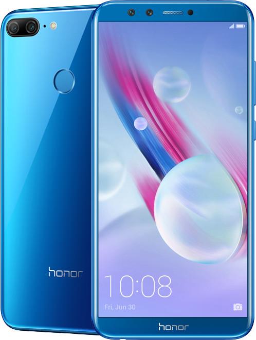 Honor 9 Lite, Sapphire Blue
