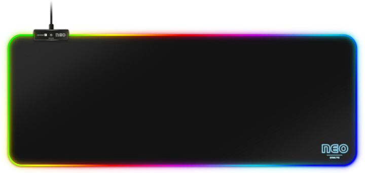 CONNECT IT NEO RGB, L, černá