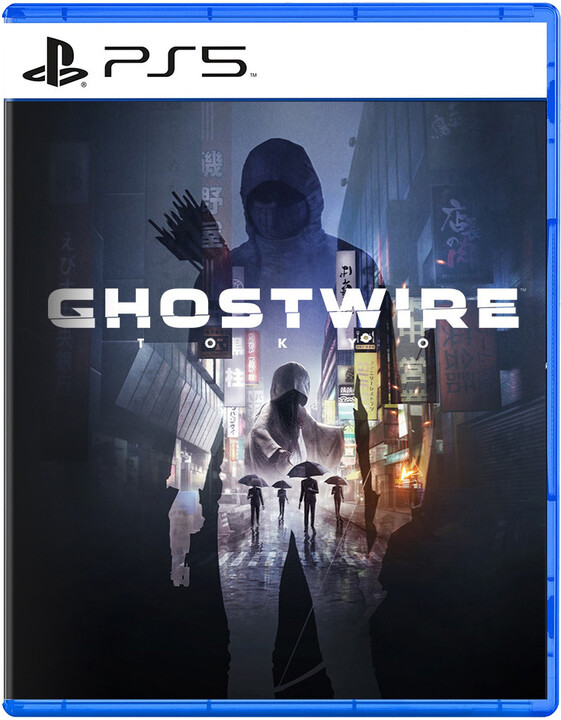 Ghostwire Tokyo (PS5)