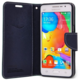 EPICO ochranné pouzdro pro Samsung Galaxy J5 (2016) FLIP CASE - tyrkysové