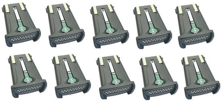 Zebra baterie - 2600mAh, pro MC90XX-G/K/ MC9190-G/ MC9200, 10ks