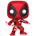 Figurka Funko POP! Deadpool - Holiday Deadpool with Candy Canes