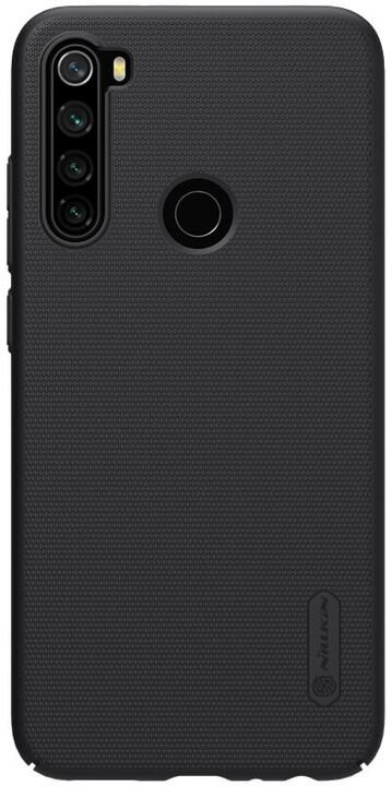 Nillkin Super Frosted zadní kryt pro Xiaomi Redmi Note 8, černá